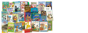 Value Classroom Library 3rd Grade (50 books)