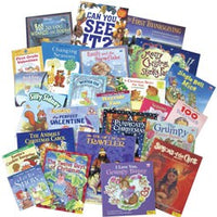 Holiday & Seasons Book Pack Set of 25