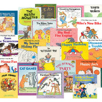 Now You Are Reading Kindergarten Book Collection Set of 25