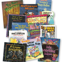 Halloween Library Set of 13