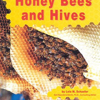 Honey Bees & Hives Library Bound Book