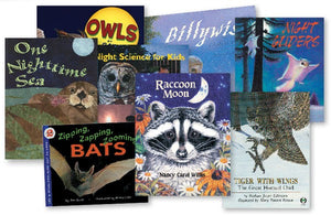 Nocturnal Animals Nonfiction Library Bound Book