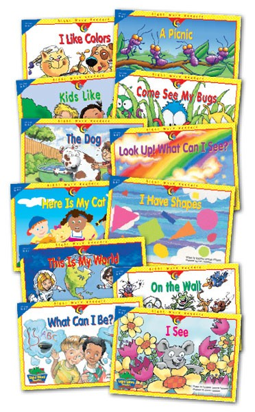 Sight Word Readers Set 1