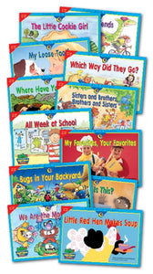 Sight Word Readers Set 2
