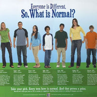 What's Normal Supposed to Look Like Anyway? Poster
