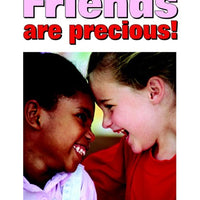 Friends Are Precious Poster Bullying Preschool Ser