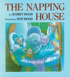 Napping House Hardcover Book and Audio CD