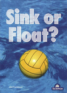 Sink Or Float? Student Book Set