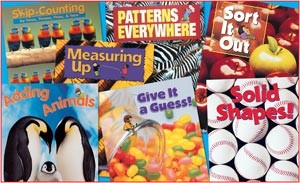 Hands-On Math Big Book Set