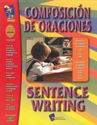 Sentence Writing Bilingual Book