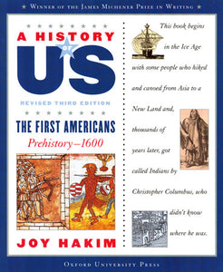 History of US: The First Americans Prehistory-1600