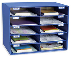 10-Shelf Organizer