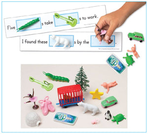 3-D Sight Word Sentences-Grade 1