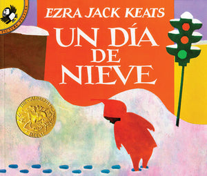 Snowy Day Spanish Paperback Book