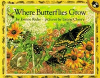 Where Butterflies Grow Paperback Book