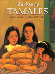 Too Many Tamales English Paperback Book