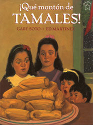 Too Many Tamales Spanish Paperback Book