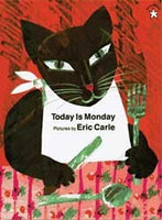 Today Is Monday Paperback Book