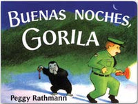 Good Night Gorilla Spanish Board Book