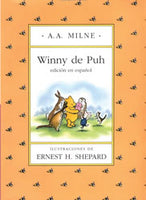 Winnie the Pooh Spanish Hardcover Book