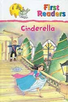 Cinderella First Reader Hardcover Book