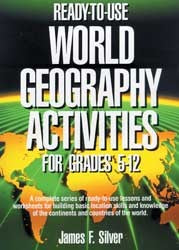 Ready-To-Use World Geography