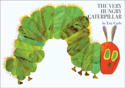 Very Hungry Caterpillar Hardcover Book