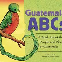 Guatemala ABCs Library Bound Book