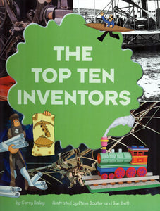 Top Ten Inventors Library Bound Book