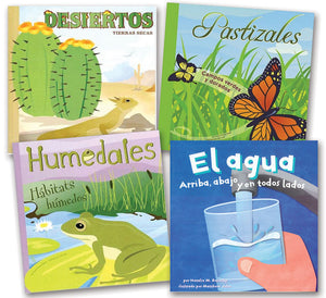 Amazing Science: Ecosystems Spanish Book Set