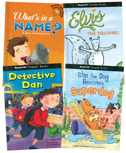 Read-it! Readers Chapter Books Library 2