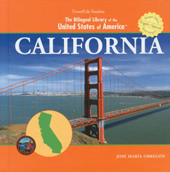 California Bilingual Library Bound Book