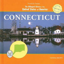 Connecticut Bilingual (English/Spanish) Library Bound Book