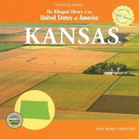 Kansas Bilingual (English/Spanish) Library Bound Book