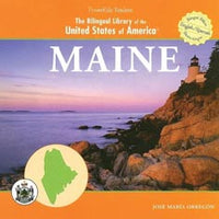 Maine Bilingual (English/Spanish) Library Bound Book