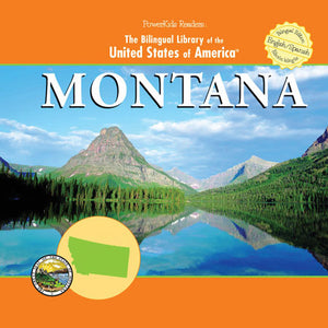 Montana Bilingual (English/Spanish) Library Bound Book