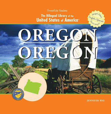 Oregon Bilingual (English/Spanish) Library Bound Book