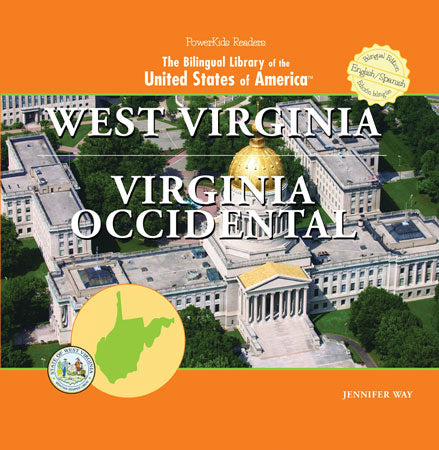 West Virginia Bilingual (English/Spanish) Library Bound Book