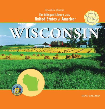 Wisconsin Bilingual (English/Spanish) Library Bound Book