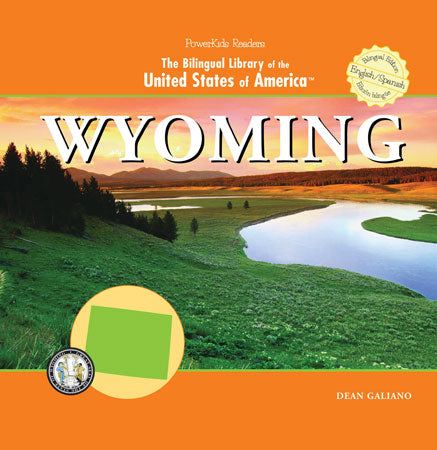 Wyoming Bilingual (English/Spanish) Library Bound Book