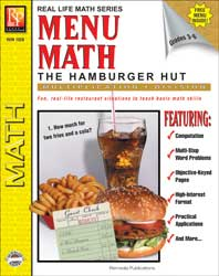 Hamburger Hut Multiplication/Division