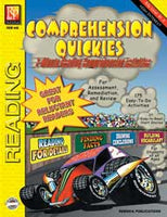 Comprehension Quickies RL 2
