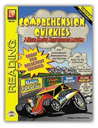Comprehension Quickies RL 3