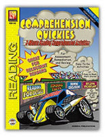 Comprehension Quickies RL 4