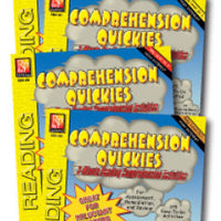 Comprehension Quickies Series (444A)