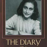 Anne Frank: Diary of a Young Girl Paperback Book