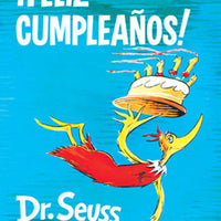 Happy Birthday to You! Spanish Hardcover