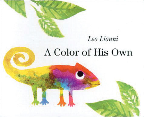 A Color Of His Own Paperback Book