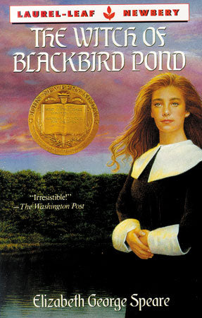 Witch of Blackbird Pond, The Paperback Book