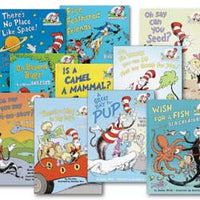 Cat in the Hat Learning Library Set of 14